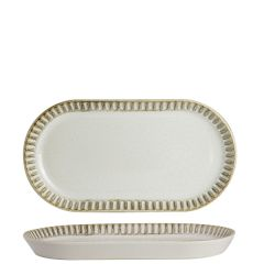 "Robert Gordon Adelaide Birch Oblong Tray 11.875x6.25"" / 30.2x16cm"