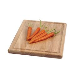 "Wooden Chopping Board 14x10"" / 35x25cm"