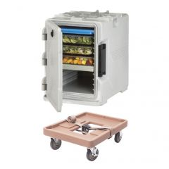 Cambro Castor Kit For Ultra Pan Carrier S Series
