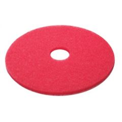 "Superpad Red Buffing Floorpad 17"" / 43cm"