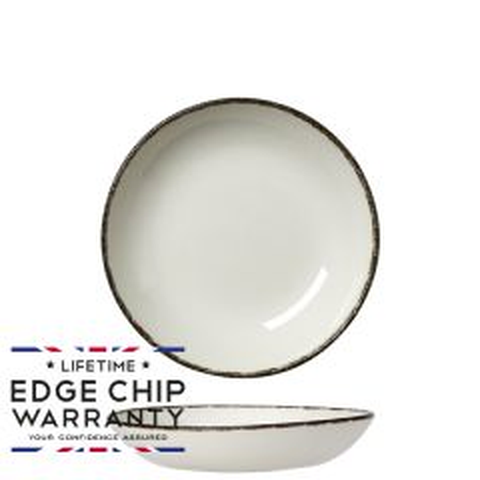 "Steelite Charcoal Dapple Coupe Bowl 5"" / 13cm"