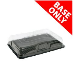 """Base Only for Disposable Stackable Platter 13.5x9.75"""" / 34x24cm"""