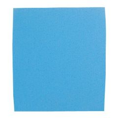Blue Sponge Cloth 20x18cm
