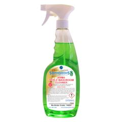 Arma Triple Washroom Cleaner Trigger Spray 750ml
