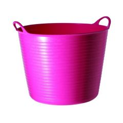 Tubtrug Flexible Container Large Pink 38Ltr