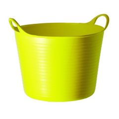 Tubtrug Flexible Container Large Yellow 38Ltr