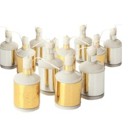 Gold & Silver Party Poppers
