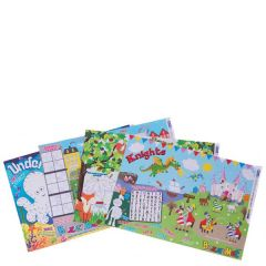 Childrens Woodland/City/Under The Sea/Nights & Castles Bizzi Mats