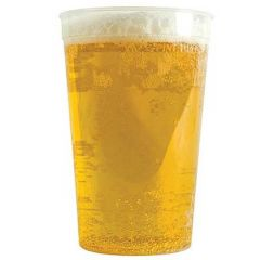 2 Pint Polypropylene Flexi Reusable Tumbler 40oz / 1.14Ltr, CE 2 Pint to Line