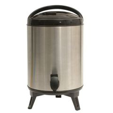 Insulated Stainless Steel Beverage Dispenser 11Ltr