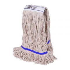 Blue Colour Coded Stayflat Kentucky Mop Head 12oz/340g PY Yarn
