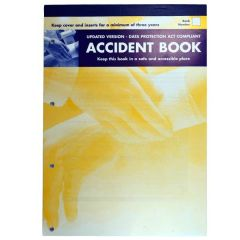 Accident Book 50 pages A5