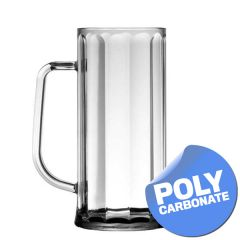 Elite Polycarbonate Bavarian Tankard CE 20oz / 57cl