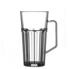 Elite Polycarbonate Remedy Clear Hot Drinks Glass 16oz / 45cl