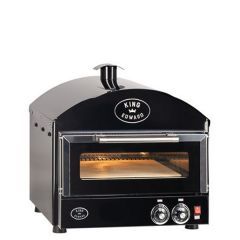 King Edward Black Pizza Oven 570x610x585mm