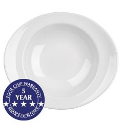 "Churchill Orbit Oval Pasta Plate 12x10.5"" / 31x26.5cm"