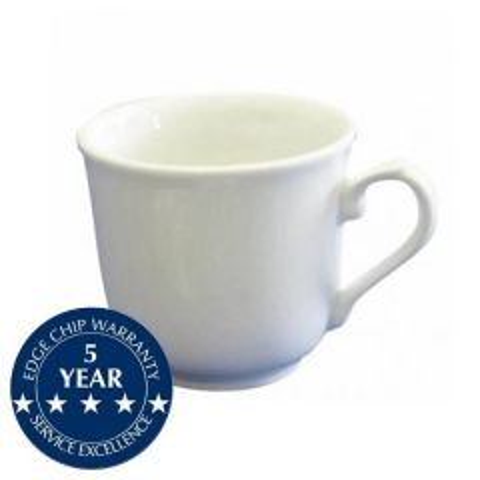 Churchill White Elegant Cup 7oz / 19.6cl