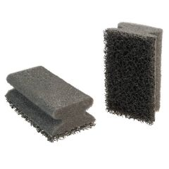 Scotch Brite 2030 Heavy Duty Sponge Scouring Pad Black