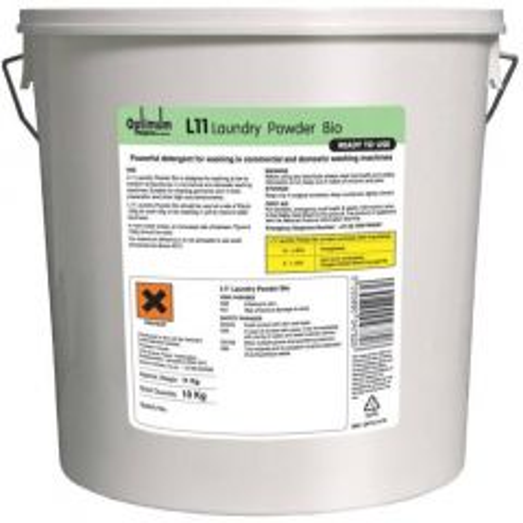 Optimum L11 Biological Laundry Powder 10kg