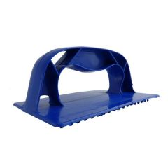 Blue Heat Resistant Griddle Pad Holder