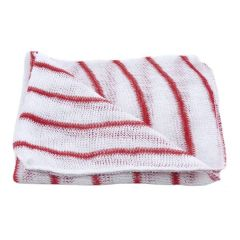 Red Stripe Cleaning Cloth 40x30cm