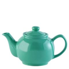Price & Kensington Gloss Bright Jade Green Teapot 2 Cup 16oz / 45cl