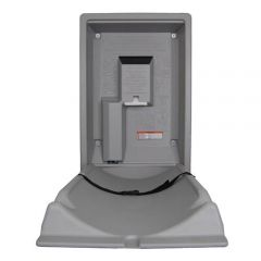Vertical Mounted Baby Changing Station