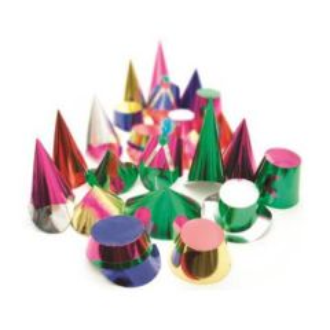 Swan Rialto Adult Party Hats