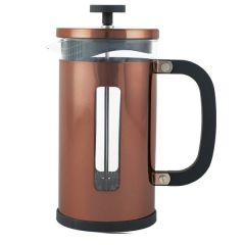 La Cafetiere Pisa Copper Cafetiere 8 Cup