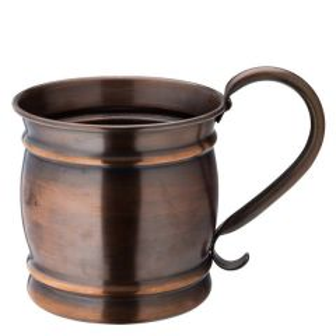 Aged Copper Barrel Mug 19oz (54cl)