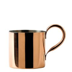 Solid Copper Mug with Nickel Lining 10.5oz / 30cl