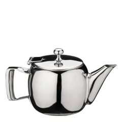 Universal 9000 Teapot Stainless Steel 40oz (2 Pint) / 1.15 Ltr