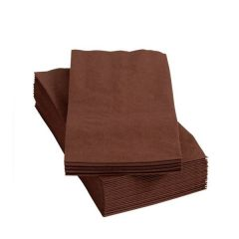 Tork Linstyle Cocoa 8 Fold Dinner Napkin 39cm