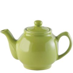 Price & Kensington Gloss Bright Green Teapot 6 Cup 39oz / 1.1ltr