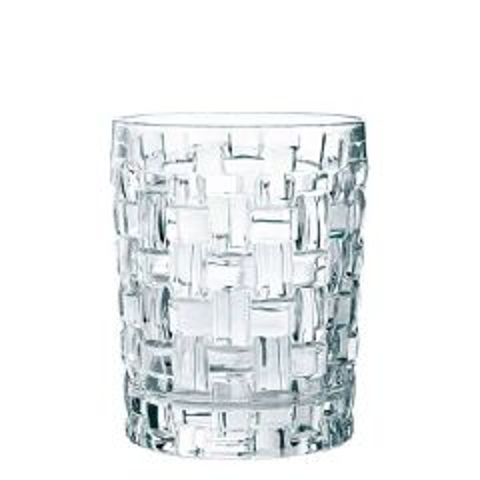 Bossa Nova Crystal Whisky Glass Tumbler 11.66oz / 33cl