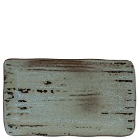 "Rustico Vintage Rectangular Plate 14.33x8.25"" / 36.5x21cm"
