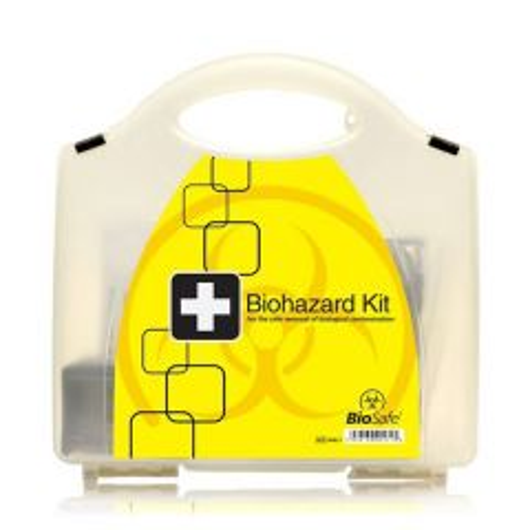 Bio Hazard Body Fluid Kit: 5 Applications