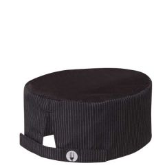 Chef Works Cool Vent Pinstripe Beanie One Size