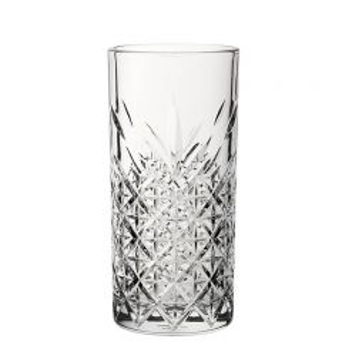 Timeless Vintage Long Drink Glass 10.5oz / 30cl