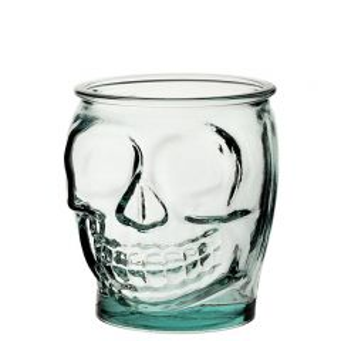 Tiki Skull Cocktail Glass 16oz / 47cl