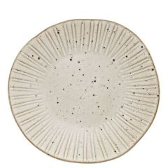 "Rustico Impressions Oyster Dinner Plate 11"" / 28.5cm"