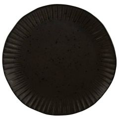 """Rustico Impressions Flint Charger Plate 12.25"""" / 31cm"""