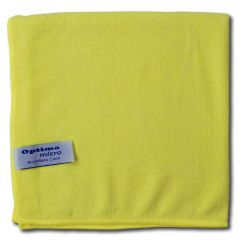 Microfibre Yellow Cloth 40x40cm