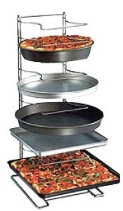 "11 Shelf Pizza Rack 2.5"" / 6cm Gaps"
