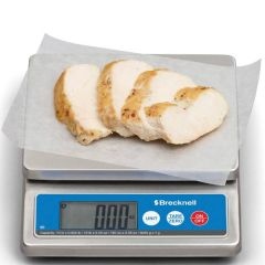 Salter Brecknell Portion Control Scale Capacity 10lb x 0.002lb / 5000g x 1g