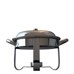 """**Clearance** Oval Mini Chafing Dish 7"""" / 18cm"""
