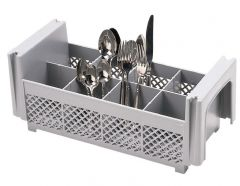 Cambro Eight Compartment Cutlery Basket