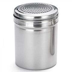 Stainless Steel 2mm Hole Shaker 10oz / 300ml