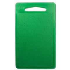 "Green Bar Top Cutting Board with Handle 10x6x0.25"" / 25x15x0.8cm"