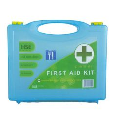 Medium Catering First Aid Kit In Eclipse Box 1-20 Persons